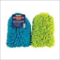 Buy cheap Car Care Products Microfiber Mitt Chenille from wholesalers