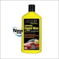 Car Care Products Premium Liquid Wax