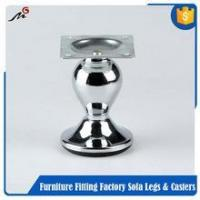 Buy cheap Competitive Price metal furniture/Popular replacement metal sofa leg MG8806C from wholesalers