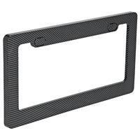 Buy cheap Sale Carbon Fiber License Plate Frame from wholesalers