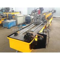 Buy cheap Automatic Light Metal Stud and Track Keel Truss Roll Forming Machine from wholesalers