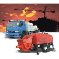 Buy cheap Truck-mounted Concrete Pump from wholesalers