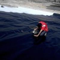 Buy cheap HDPE Pond Geomembrane Liner from wholesalers