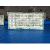 Buy cheap Archery Inflatable Game For Adult Attractive Bunkers Paintball from wholesalers