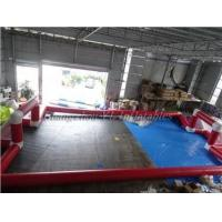Buy cheap Best Quality Hot Selling Inflatable Outdoor Bubble Soccer Field from wholesalers