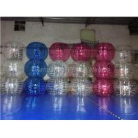 Buy cheap Promotion Custom 1.55m Dia Tpu Bubble Ball ,Inflatable Giant Outdoor Play Ball, Big Inflatable Balls from wholesalers