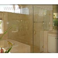 Buy cheap Frameless Shower Doors 90 Degrees from wholesalers