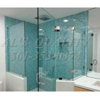 Buy cheap Seamless Shower doors 135 Degrees from wholesalers