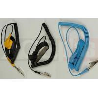 Buy cheap WS-001 Static Control Wrist Strap / Coil Cord Specific Material from wholesalers