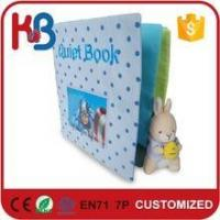 Buy cheap baby busy educational toys Rag book from wholesalers