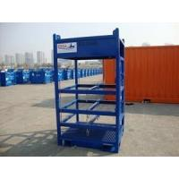 Buy cheap Bottle Racks Products - Gas Bottle Rack from wholesalers