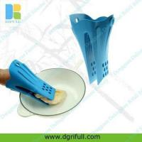 Buy cheap silicone high temperature oven mitt from wholesalers