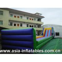 Buy cheap Inflatable Zorbing Ramp Inflatable Ramp for Human Harmester Zorb Ball Games from wholesalers