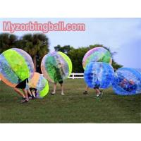 Buy cheap Soccer Zorb Ball Tampa Bay Bubble Ball Soccer from wholesalers