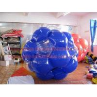Buy cheap Inflatable Giga Ball 7 ft Blue Giga Ball for Adults Playing from wholesalers