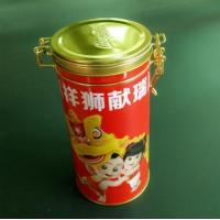 Buy cheap Airtight Round Tea Tin Wholesale from wholesalers