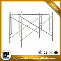 Buy cheap Aluminum Formwork System Frame scaffolding from wholesalers