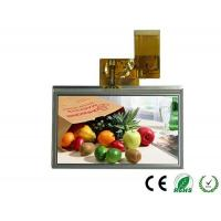 Buy cheap Rohs 4.3inch 480*272 TFT LCD With RTP For Smart Home And Monitor from wholesalers
