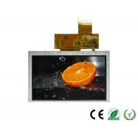Buy cheap IPS Sunlight Readble 7inch 1024*600 LVDS TFT RTP from wholesalers