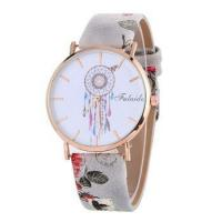 Buy cheap Fashion PU Leather Women Chinese In Bulk Wholesale Cheap Watch from wholesalers