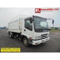 Buy cheap Used Isuzu Forward 02 TON GARBAGE TRUCK Trucks 2006 from wholesalers