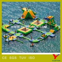 Buy cheap YT-WG02 Inflatable wibit water park from wholesalers