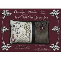 Buy cheap How Doth the Busy Bee ~ Pillow Etui ~ Limited Edition Kit from Cherished Stitches from wholesalers