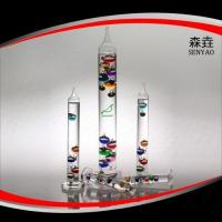 Buy cheap Glass Thermometer-Galileo Thermometer from wholesalers