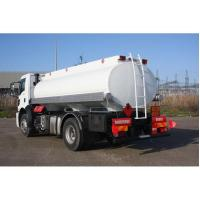 Buy cheap 8000L Customer ISUZU 700P FUEL TANK TRUCK from wholesalers