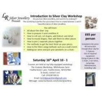 Buy cheap Silver Clay Beginners Course - Lori Ridgway - Staffordshire from wholesalers