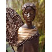 Buy cheap Powertex Fabric Figure/Angel Sculpture - Warwickshire from wholesalers