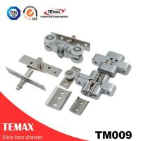 Buy cheap TM009 Hanging Pocket Sliding Door Track System Roller from wholesalers