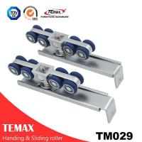 China TM029 Interior Sliding Hanging Pocket Door Hardware Rollers on sale