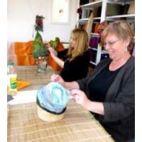 Buy cheap Make a Fabulous Felt Hat. - Gloucestershire from wholesalers