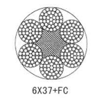 Ungalv./Galv./Stainless Steel w... Product name: 6X37+FC