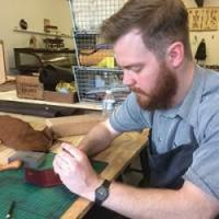 China One Day Leather Work Course - Small Leather Goods - Lancashire on sale