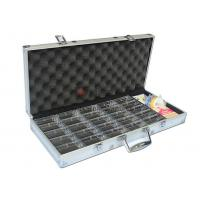Buy cheap 600ct Aluminum poker chip case from wholesalers