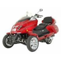 Buy cheap MC-D300TKA Trike Gas Motor Scooters 300cc 3 Wheels Moped - FAST SHIPPING - ScooterHighway.com from wholesalers