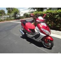 Buy cheap 150cc Mopeds | 150cc Scooter Lancer 150cc - Fast Shipping - Free Helmet - Scooterhighway.com from wholesalers