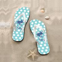 Personalized Flip Flops Kid's Small