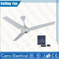 Buy cheap Solar Ceiling Fan from wholesalers
