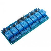 Buy cheap 5V 8 Channel Relay Module Board For Arduino PIC AVR DSP ARM from wholesalers