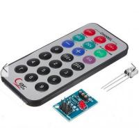 Buy cheap HX1838 Receiver NEC Code Infrared Remote Control Module IR Controller Kit from wholesalers