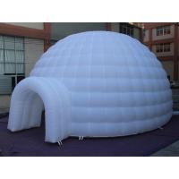 Buy cheap 2016 New Inflatable Dome Tent With LED Light from wholesalers