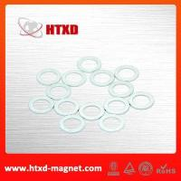 Buy cheap Super power radial thin multipole ring neodymium magnet from wholesalers
