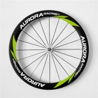 Buy cheap Super Light Weight Clincher 50mm Wheel Carbon Bicycle Cheap With DT Swiss Hubs Basalt Brake from wholesalers