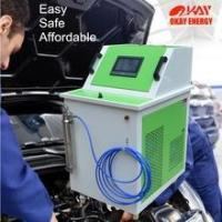 Buy cheap oxy-hydrogen carbon cleaning hho gas generator for car from wholesalers