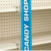 Buy cheap 2243 - SuperGrip Under-Shelf Mount Sign Holder from wholesalers