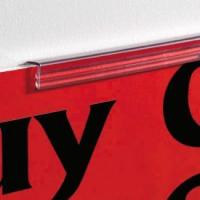Buy cheap 164-100 | 164-300 | 164-48 | 164-48A - SuperGrip Heavy Duty Grip-Strip Sign Holder from wholesalers