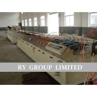 Buy cheap 2013 model wood plastic board line from wholesalers